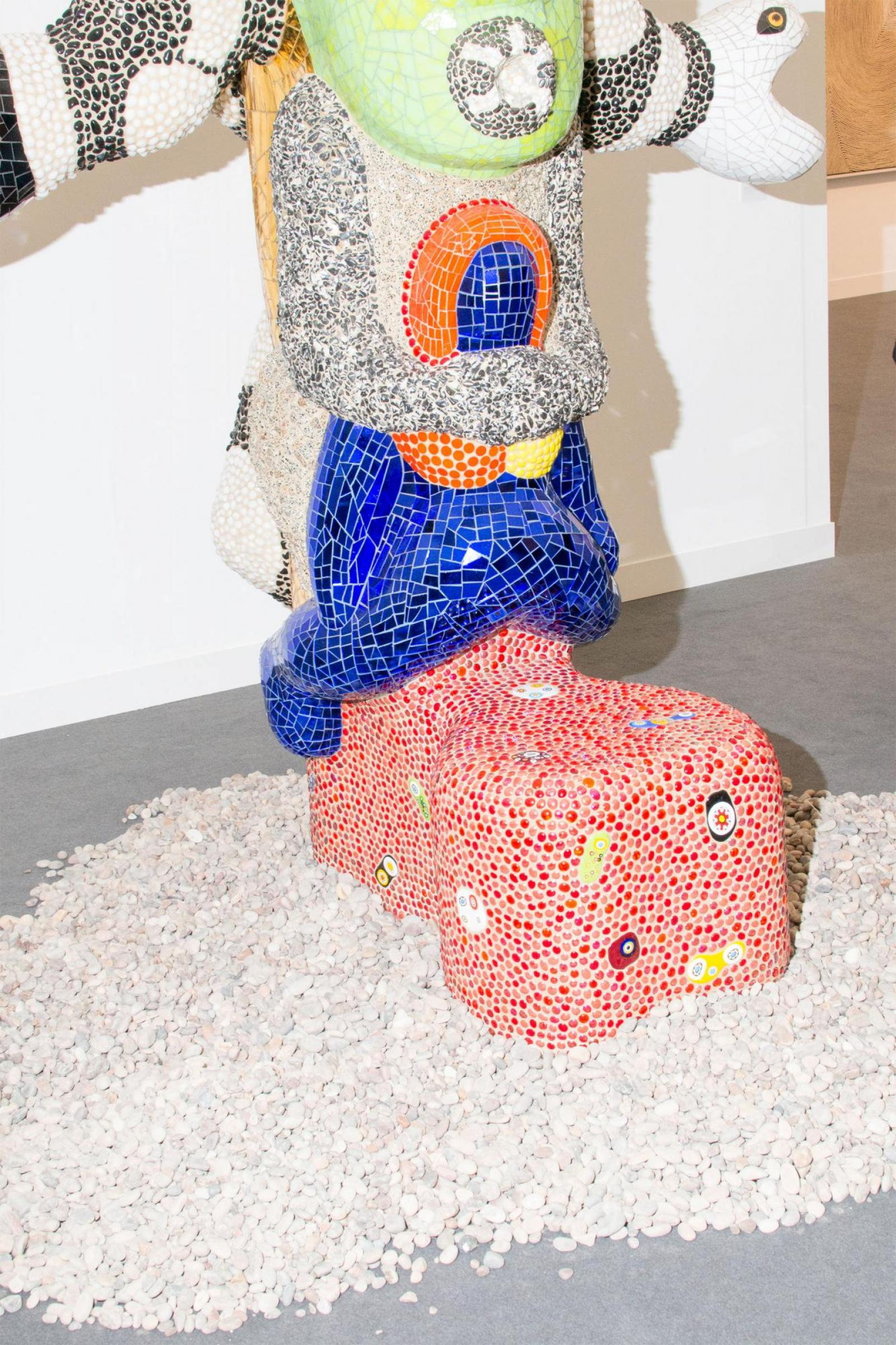 Niki de Saint Phalle at Salon 94