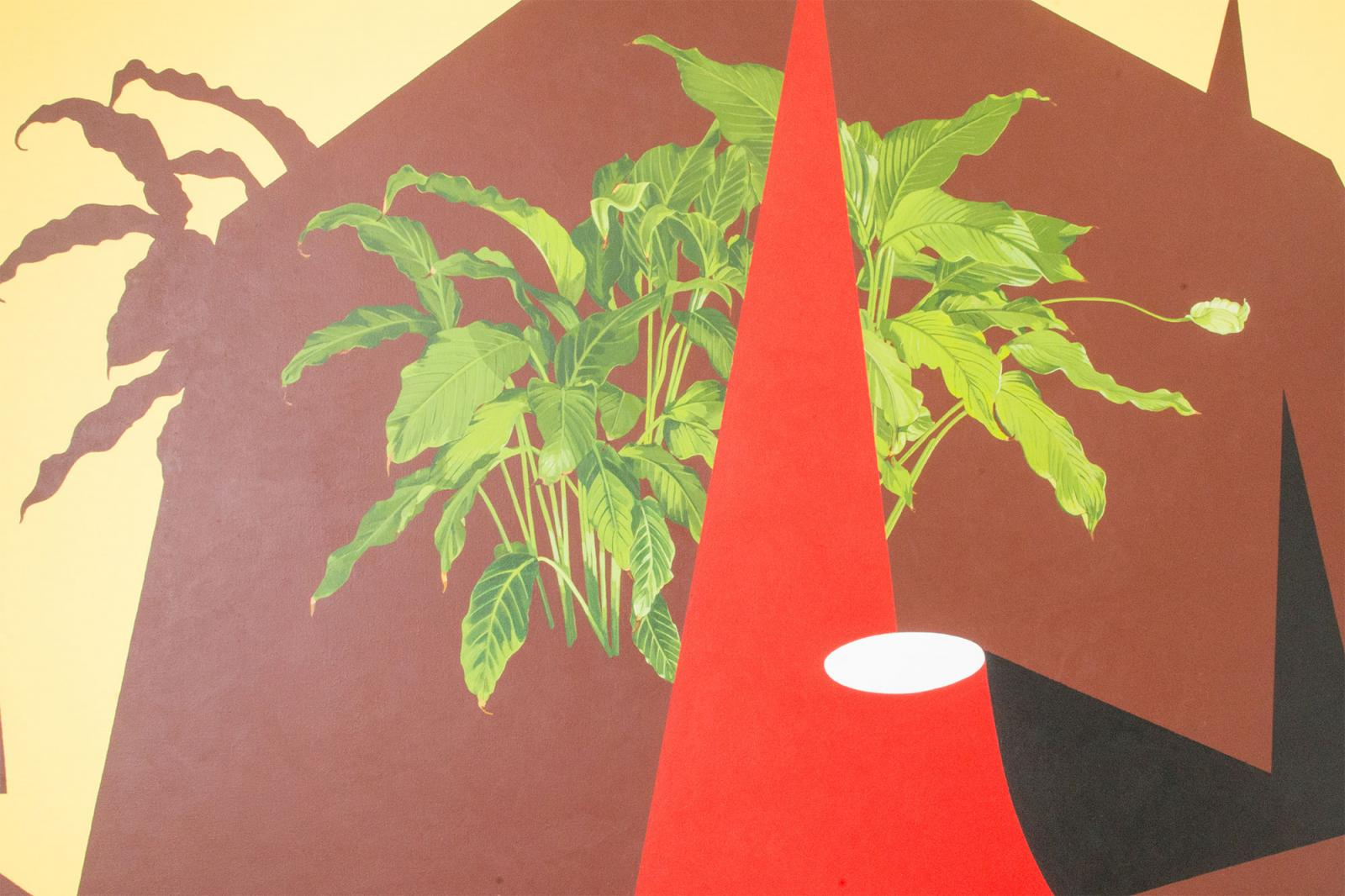 Patrick Caulfield at The approach