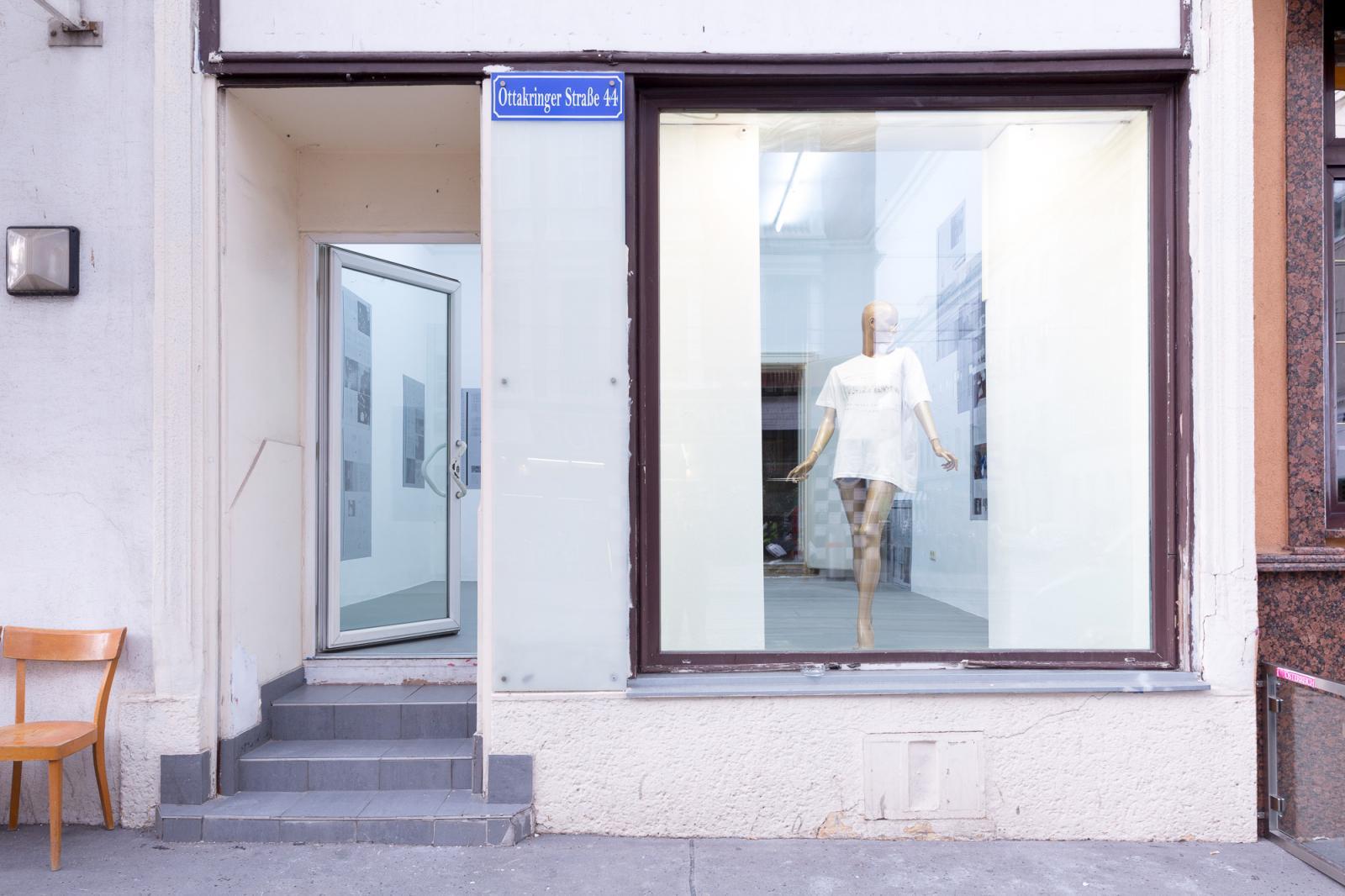 """PROVENCE – Criticism Now"" at Gärtnergasse"