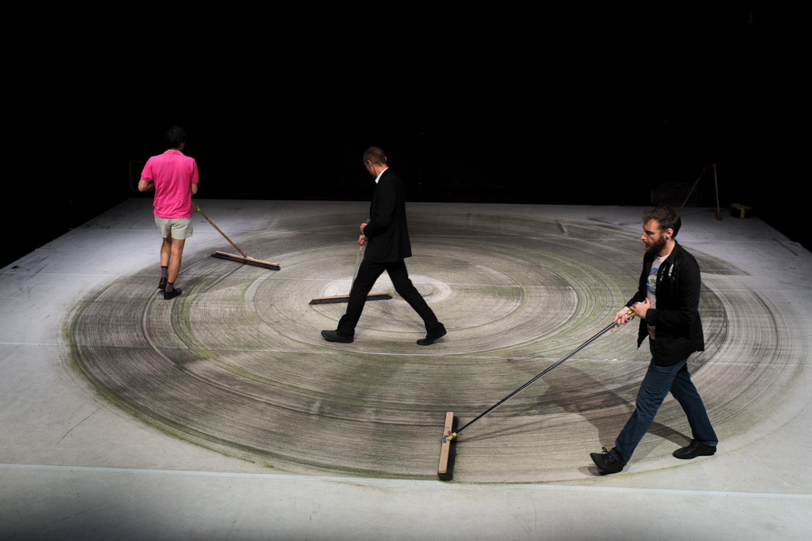 Public in Private / Clément Layes /Things that surround us/ Performance, Bergen Assembly 2016 Photo: Jonas Boström