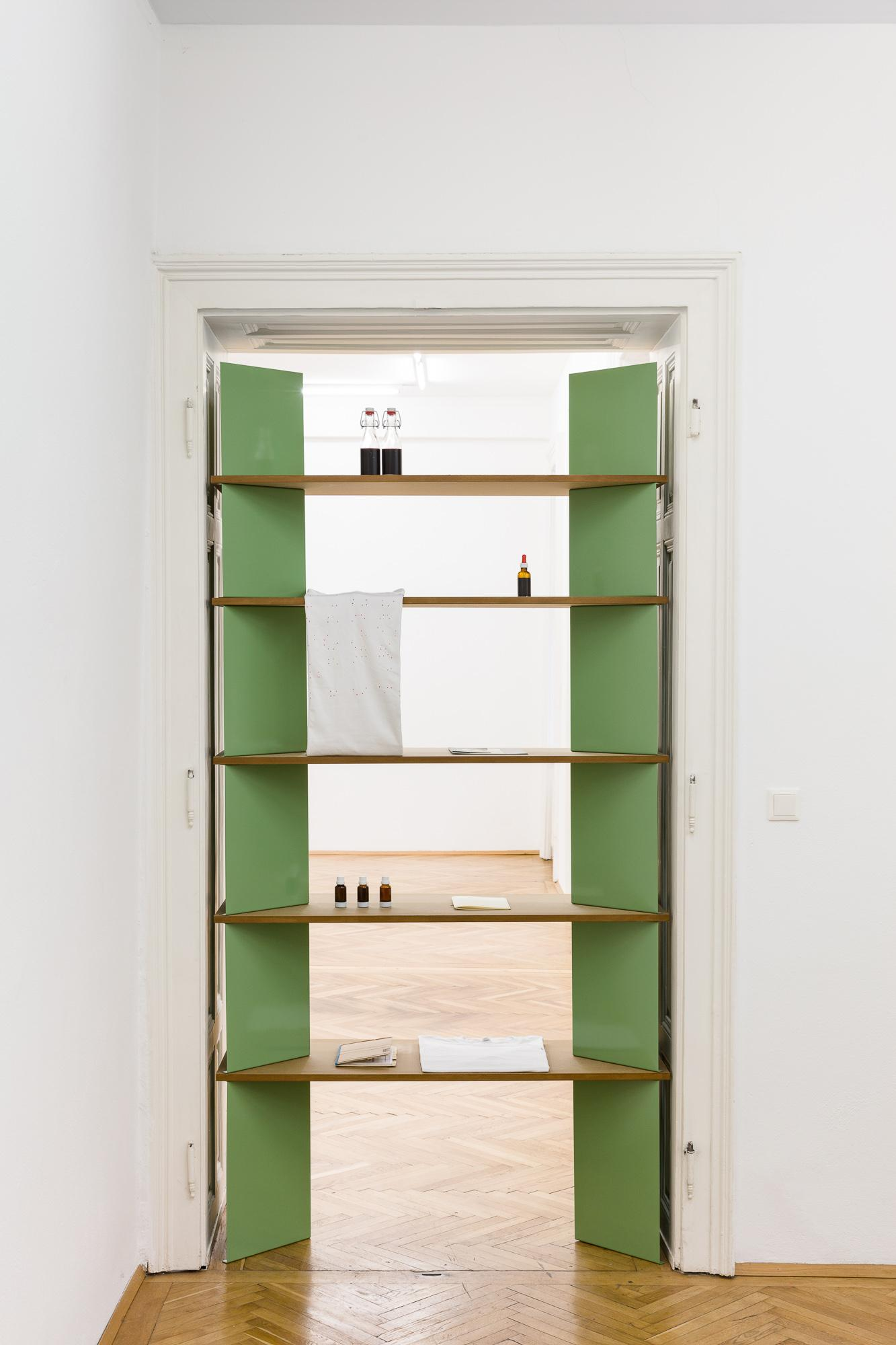 """Felix Gaudlitz, curated by Taylor Le Melle organised with Richard Birkett Exhibition view, """"Text exercises"""",/ /2020"""