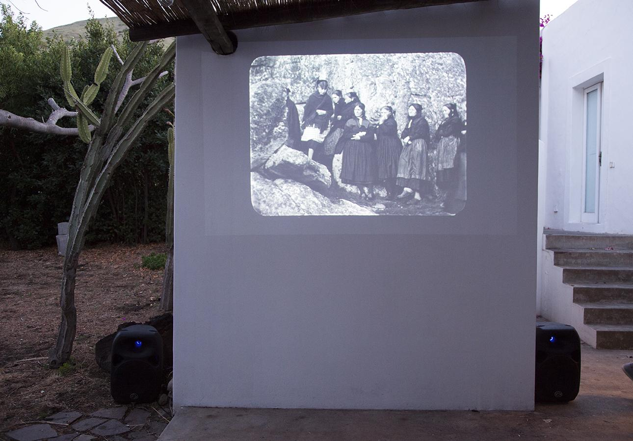 Film screening Photo: Giovanna Silva Courtesy Fiorucci Art Trust, London