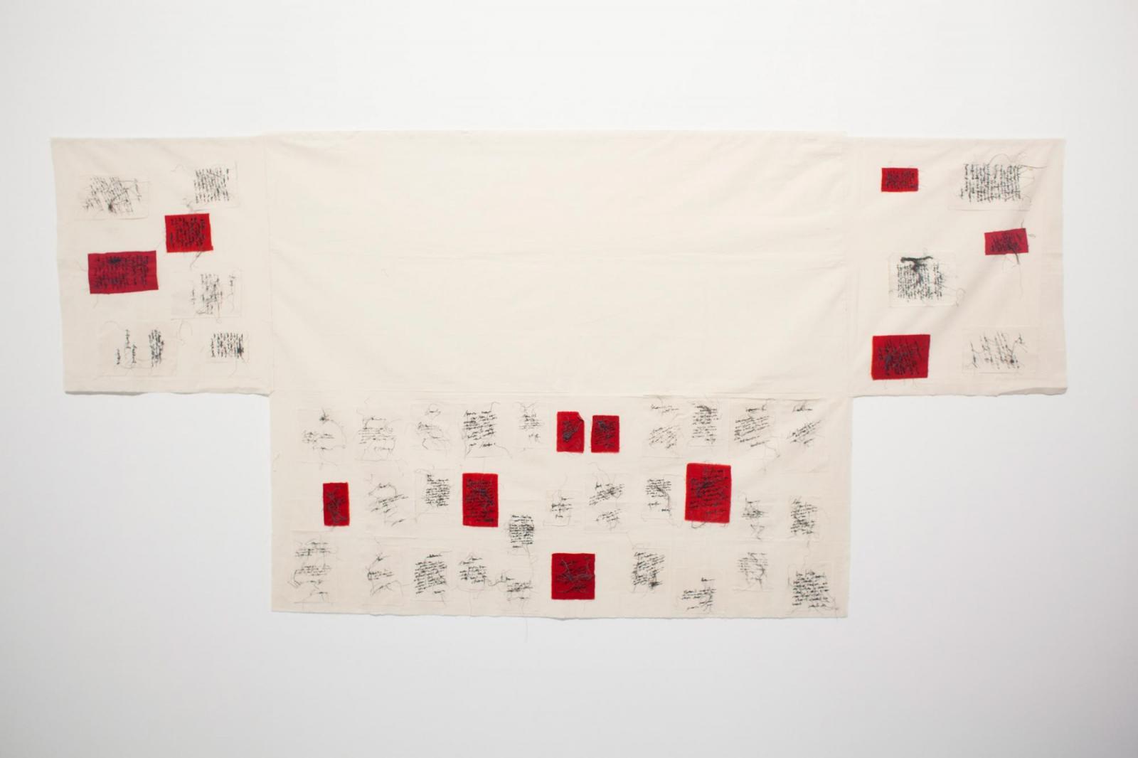 Maria Lai Various works(1981-2008) Photo: Italo Rondinella
