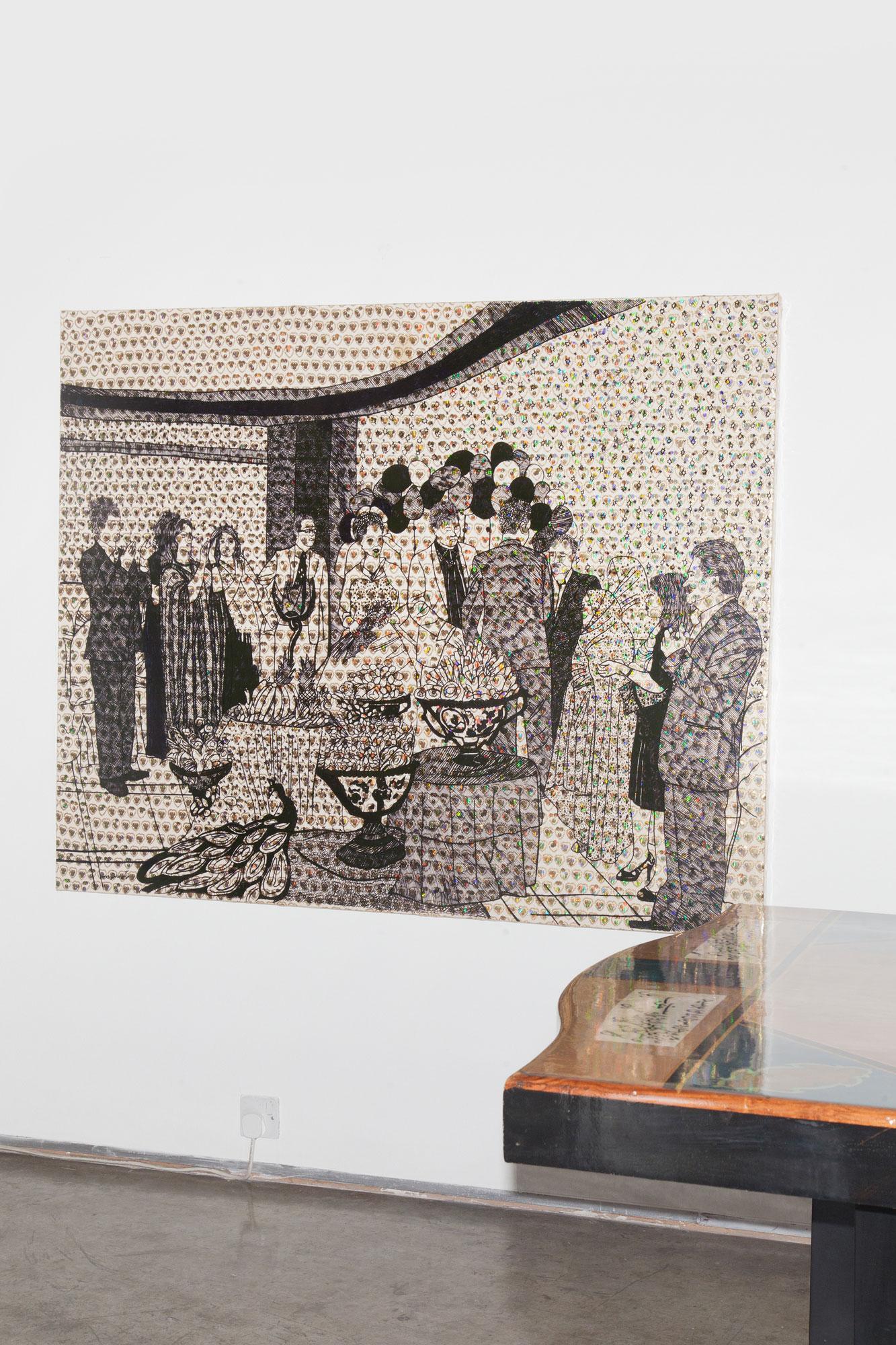 Gallery Isabelle van den Eynde /Untitled /byNargess Hashemi