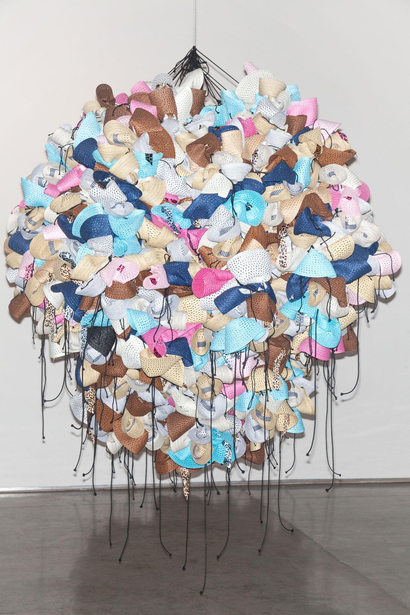 Gallery Isabelle van den Eynde /Hats /byHassan Sharif