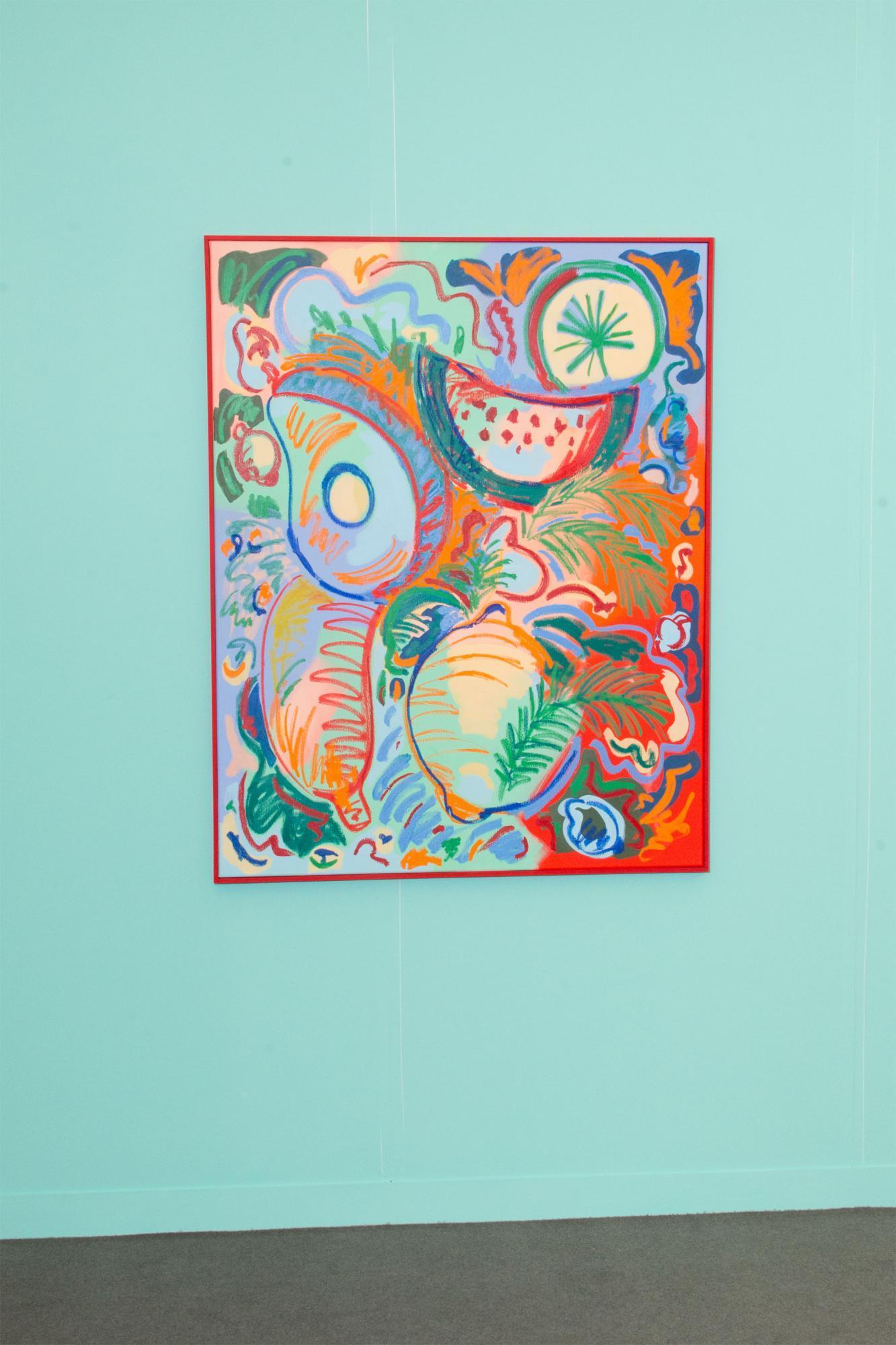 Sol Calero at Laura Bartlett Gallery