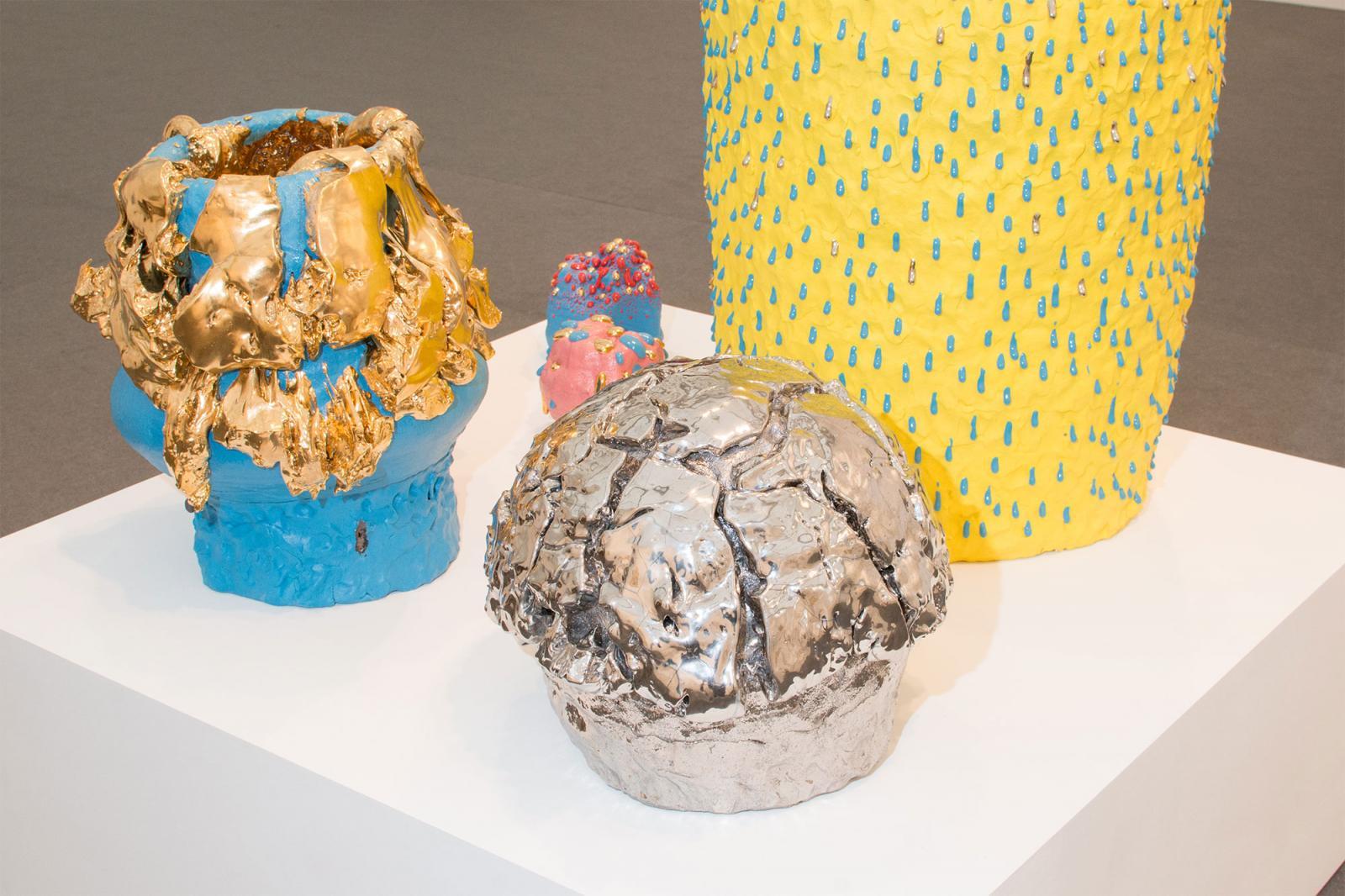 Takuro Kuwata at Alison Jacques Gallery