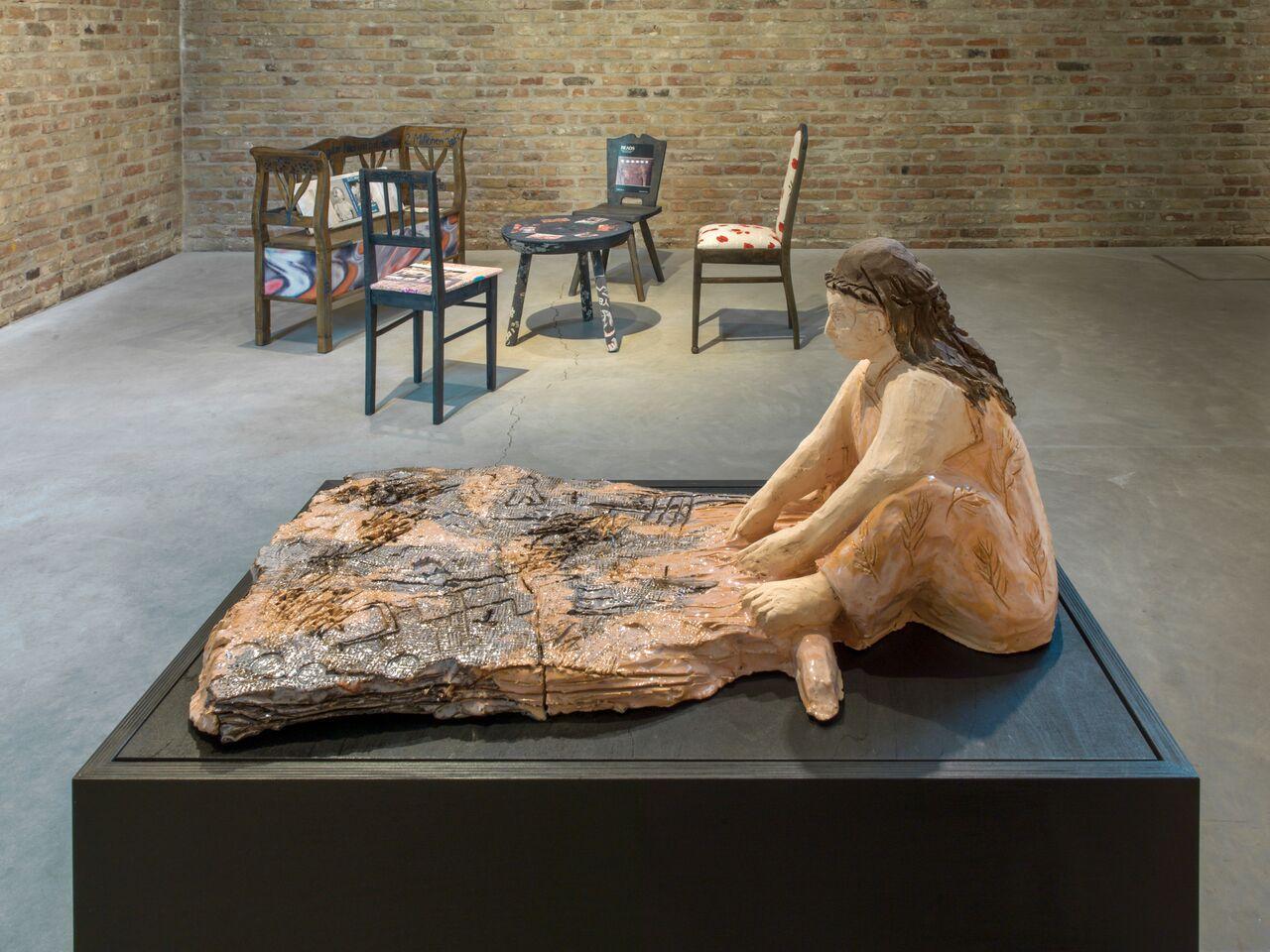 Michaela Meise /Holle-Vanderbilt/ installation view at König Galerie