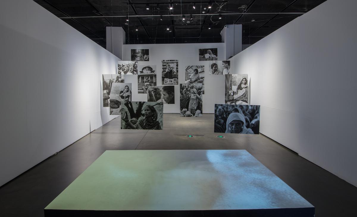 Sheba Chhacchi Record/Resist #II (2018) © Photo: Courtesythe Yinchuan Biennale