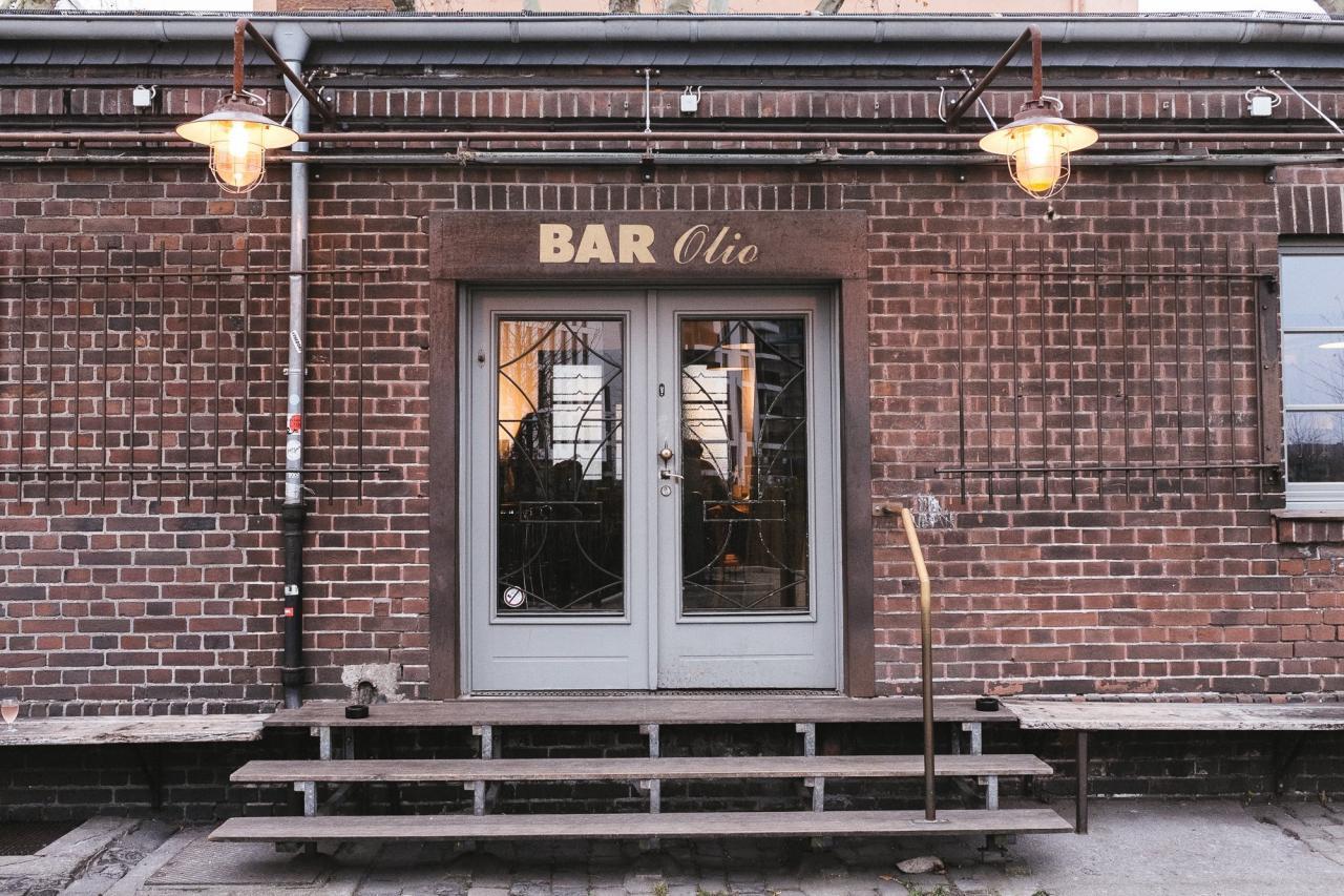 Bar Olio