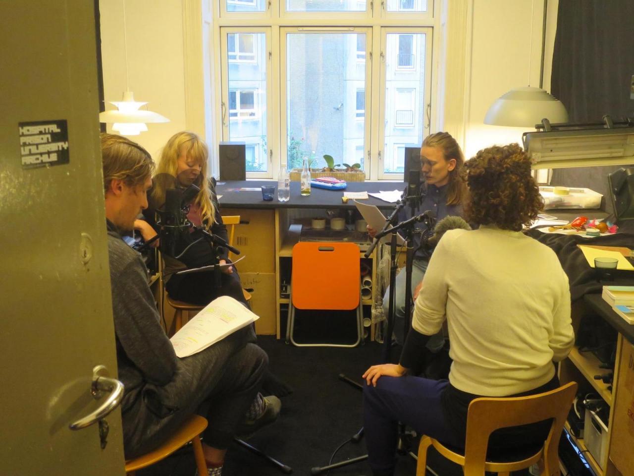Hospital Prison University Archive (Radio Station)