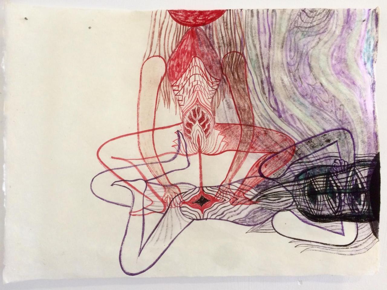 Emma Talbot 28 Days (2018) Lomex hostingArcadia Missa,London