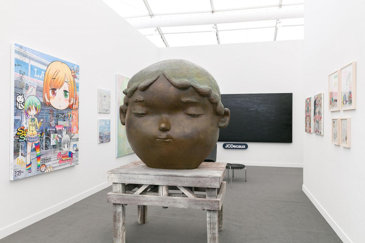 Kaikai Kiki Gallery Photo: Mark Blower, Courtesy Mark Blower/Frieze