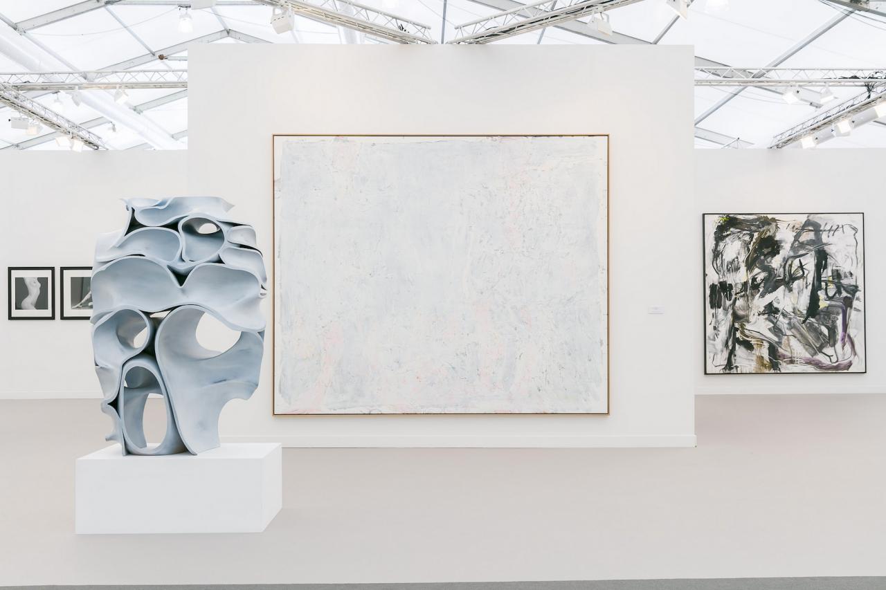 Galerie Thaddeus Ropac Photo: Mark Blower, Courtesy Mark Blower/Frieze