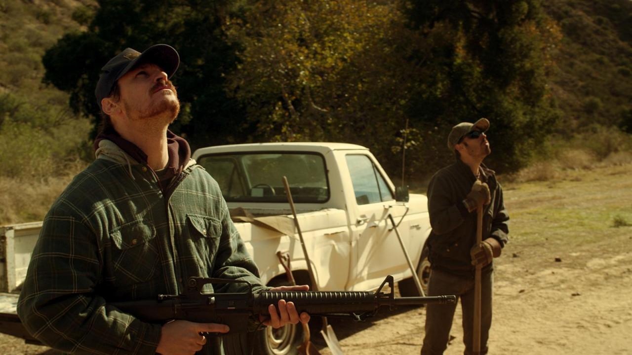 5000 Feet is the Best, 2011 Digitalfilm / Digital film, 30 min.