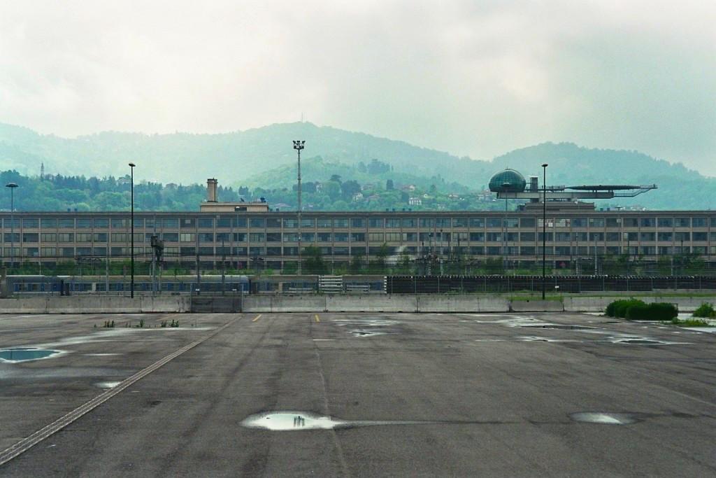 Fiat complex in Lingotto