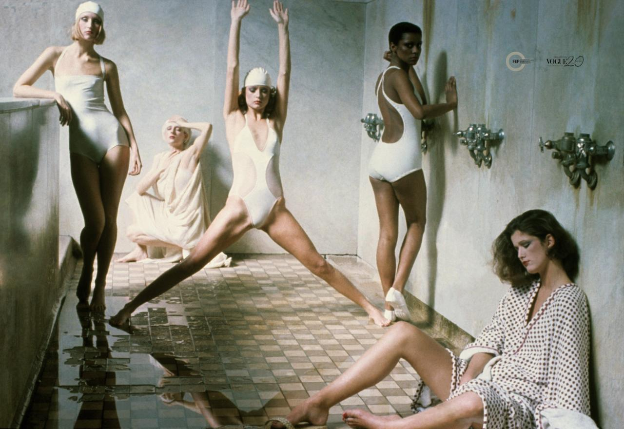 Photo: Deborah Turbeille for Vogue (May 1975)