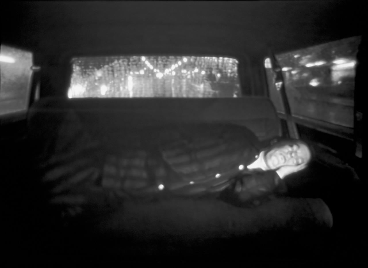 Rodney Graham Halcion Sleep (1994)