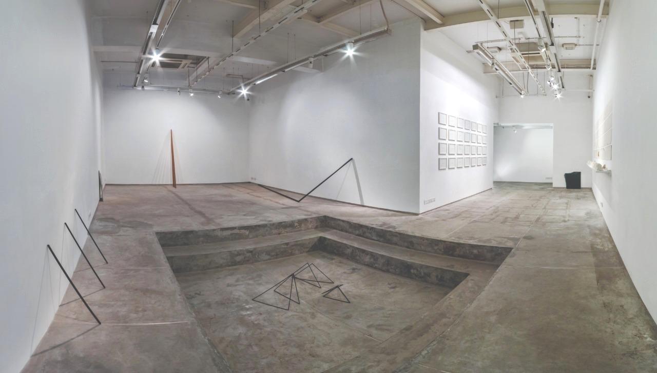 Ayesha Sultana Installation view at Bridget Donahue Bridget Donahue hosts Experimenter,Kolkata