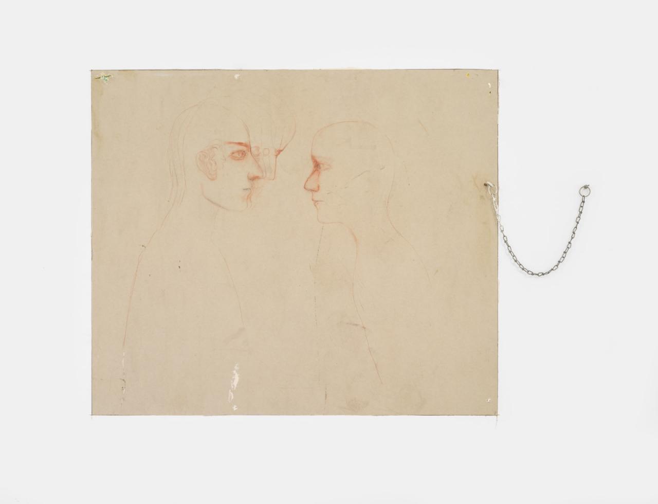 Tolia Astakhishvli and James Richards, Tenant (Dream Catcher ) , 2021