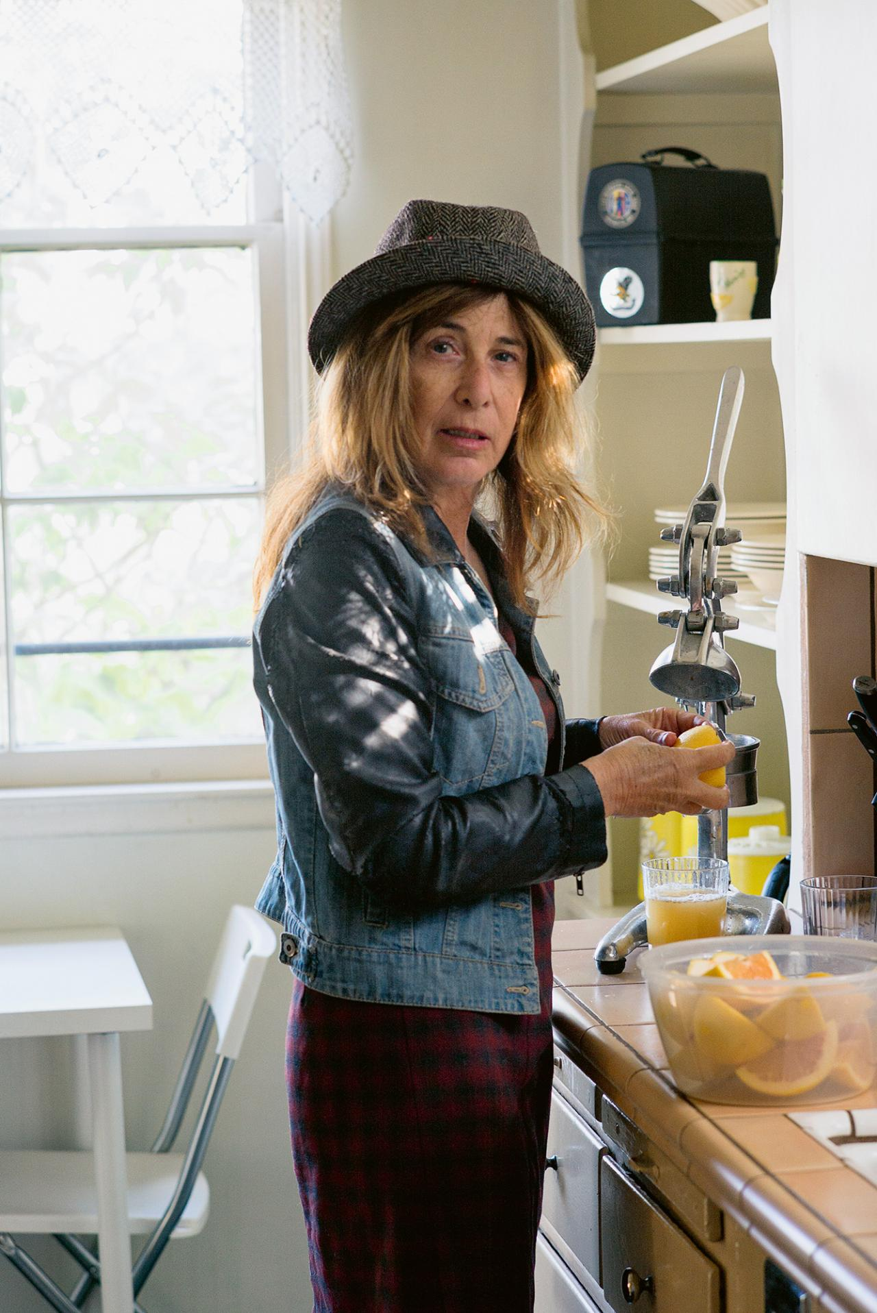Chris Kraus, Los Angeles, 2017