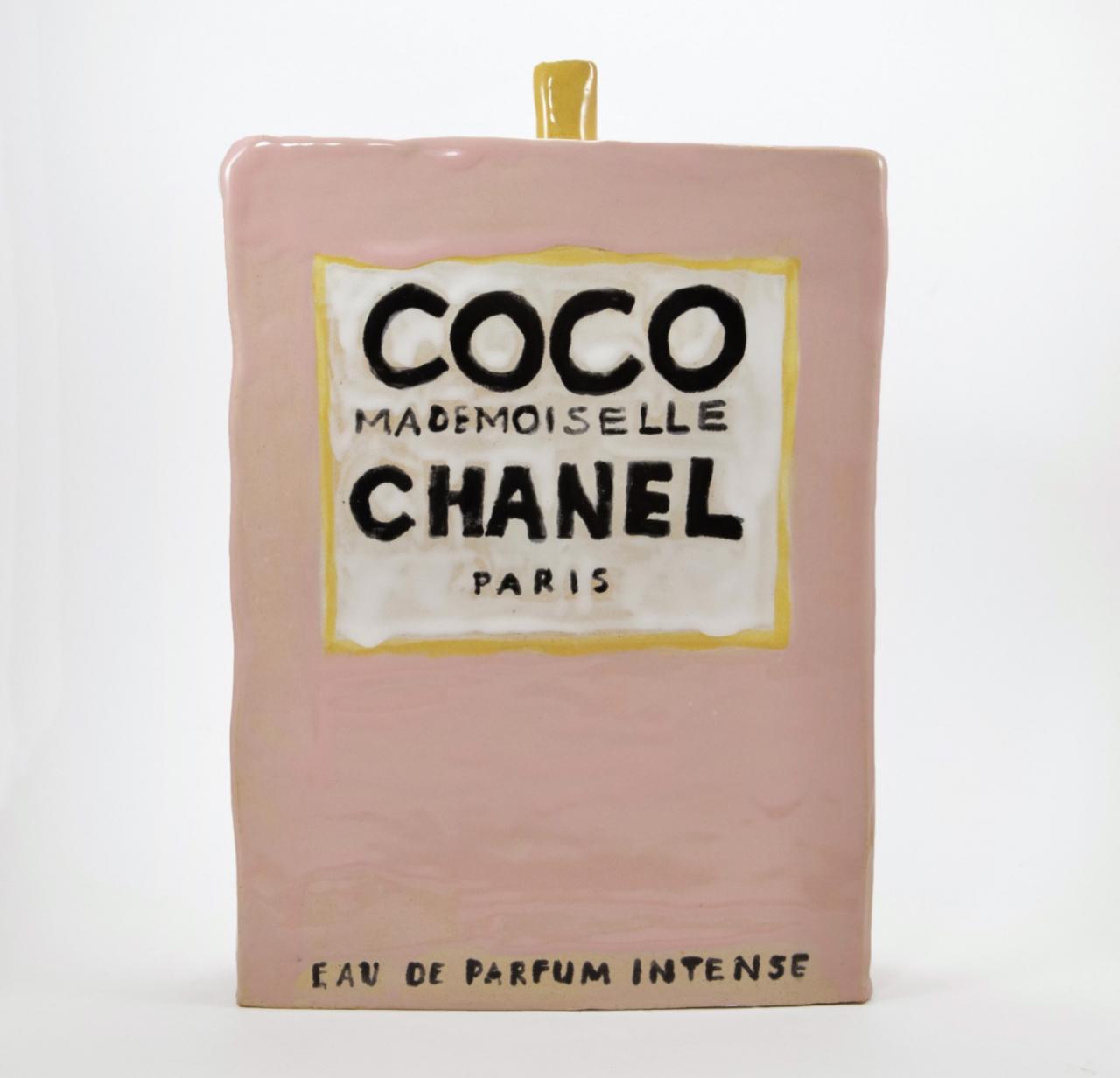 Coco Mademoiselle Perfume by Seth Bogart