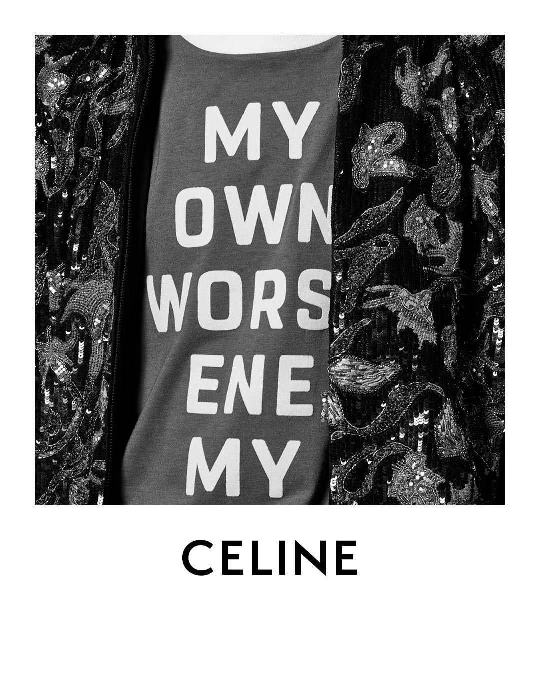 All images courtesy of Celine