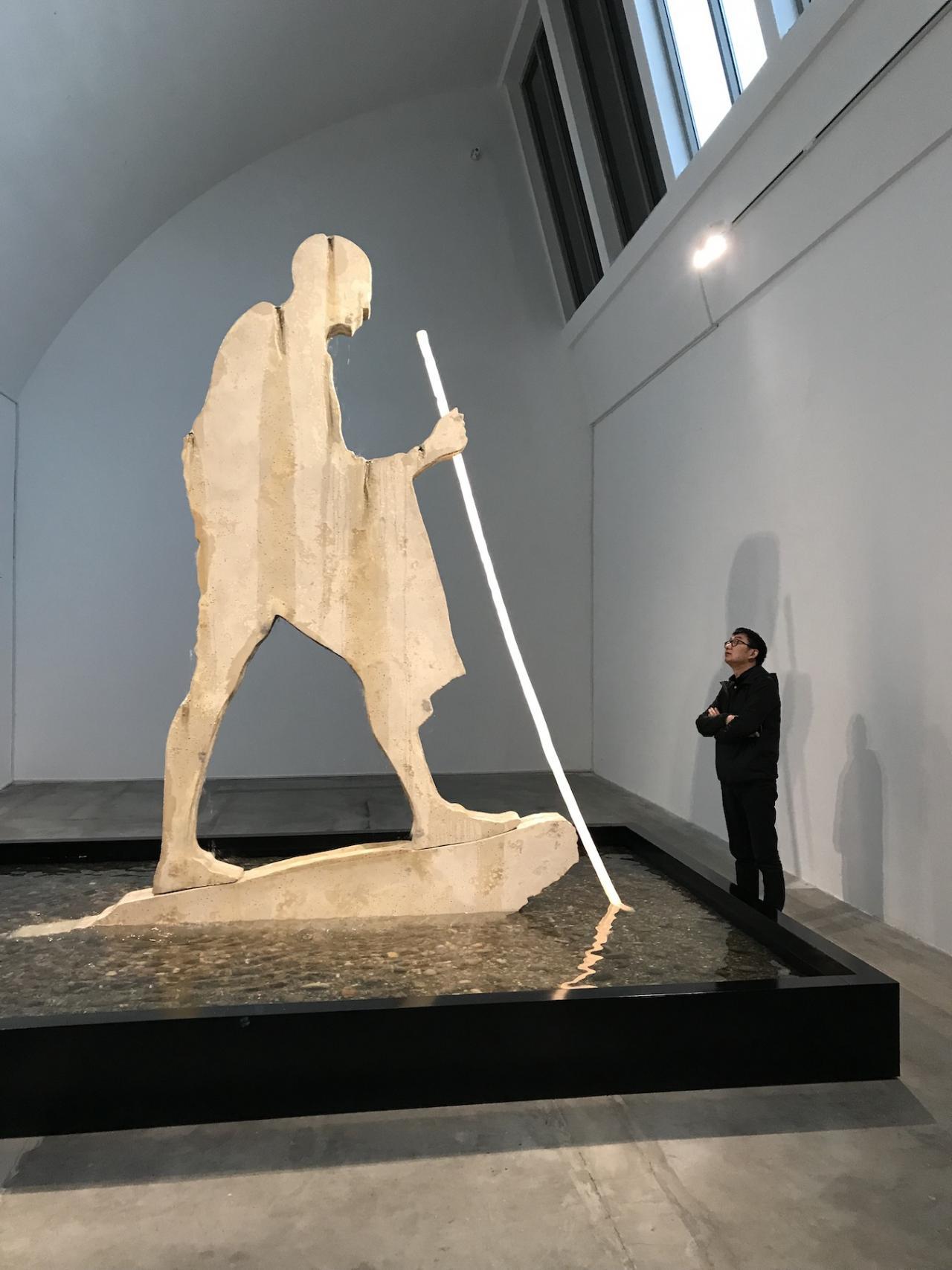 Doug Aitken Crossing The Border (2018) Faurschou Foundation