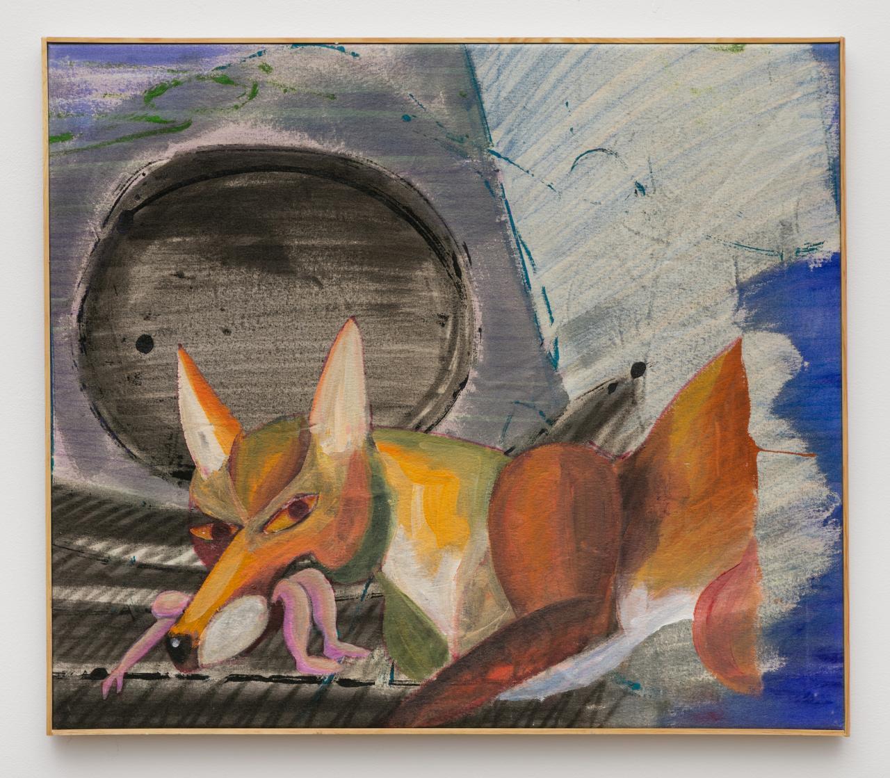 Tom Humphreys Black sun (2018) Foxy Production hostingChristian Andersen,Copenhagen, and Edouard Malingue Gallery,HongKong
