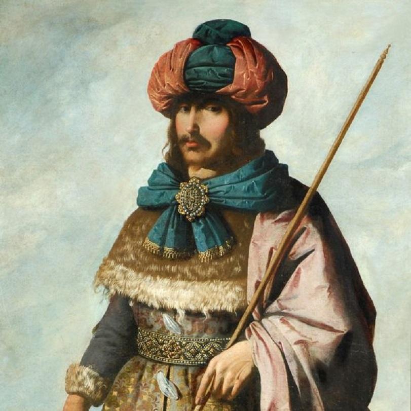 "Francisco Zurbarán's""Jacob and His Twelve Sons"""