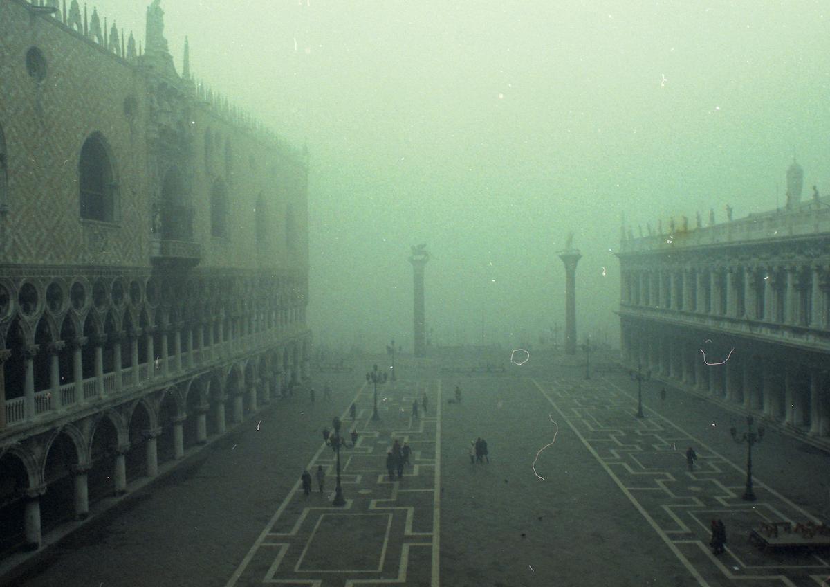 Venice, 1971 Photo by Gerhard Richter