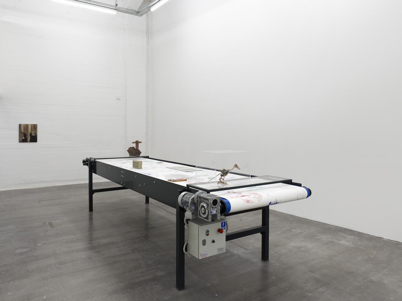 Goshka Macuga, installation view