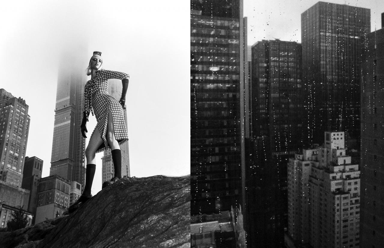 Rob Kulisek, Charlotte Rose, Central Park