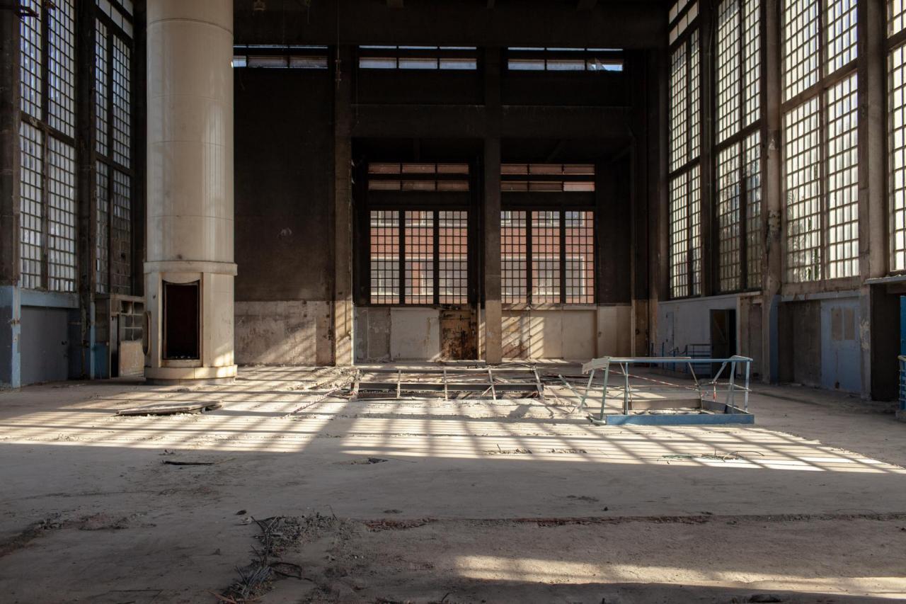 Komunuma, site, Summer 2019 © Axelle Poisson; Courtesy Fondation FIMINCO