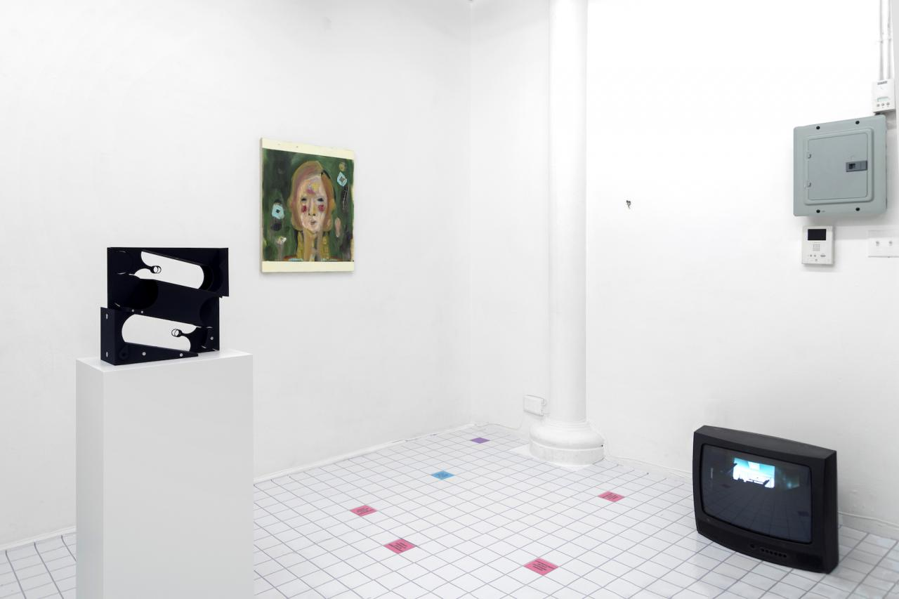 Installation view Queer ThoughtshostingPark View/Paul Soto,LosAngeles and Brussels
