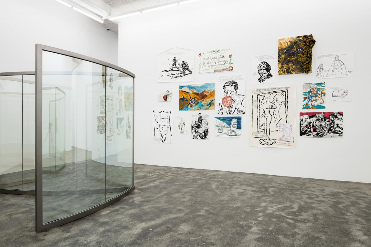 """Raymond Pettibon 
