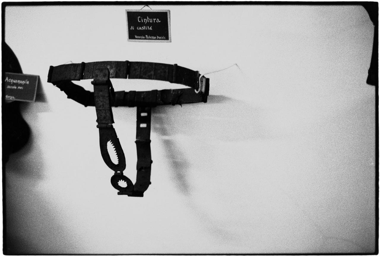 Zoe Leonard Chastity Belt (1990/1993)