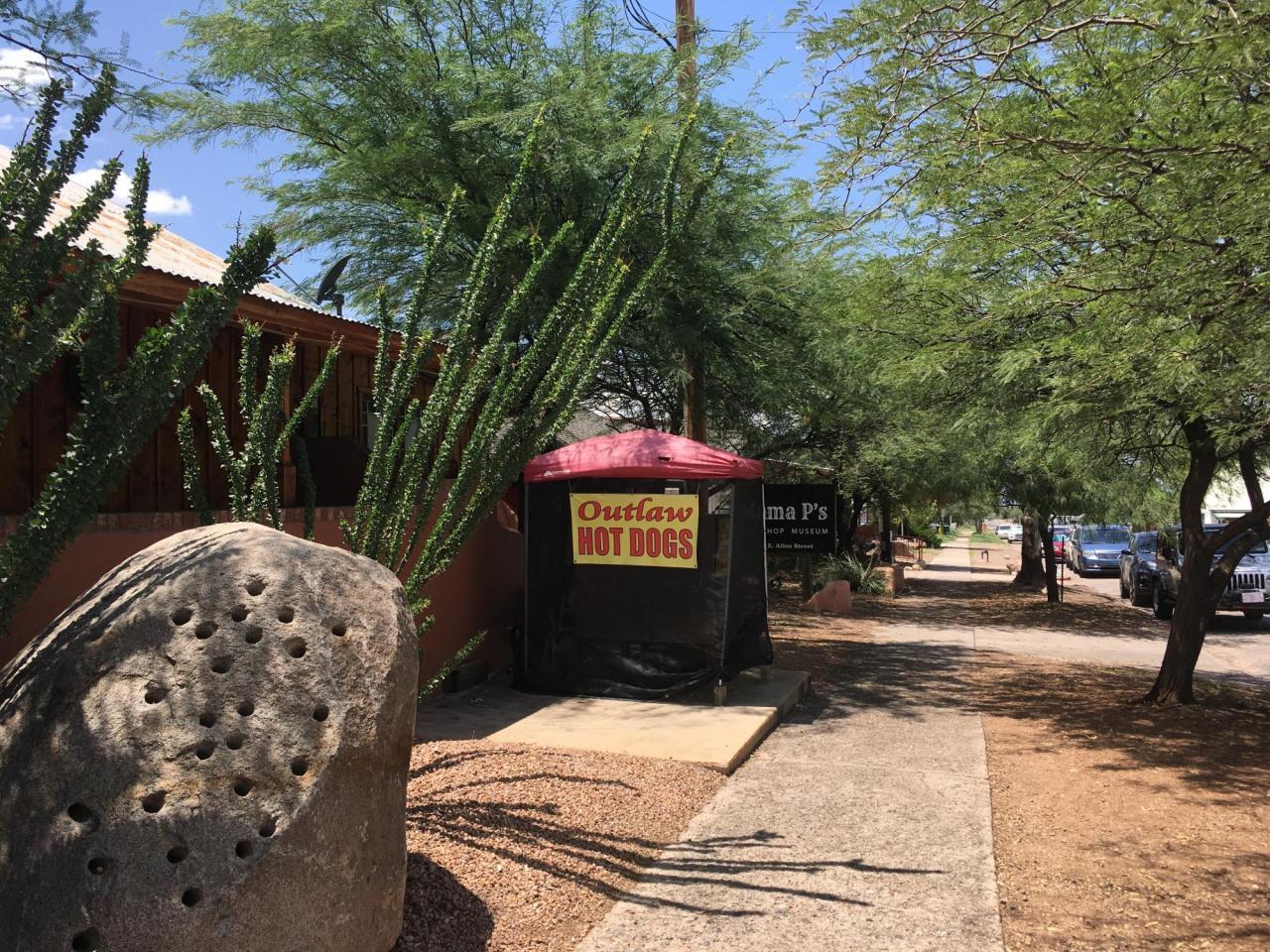Tombstone, Arizona.