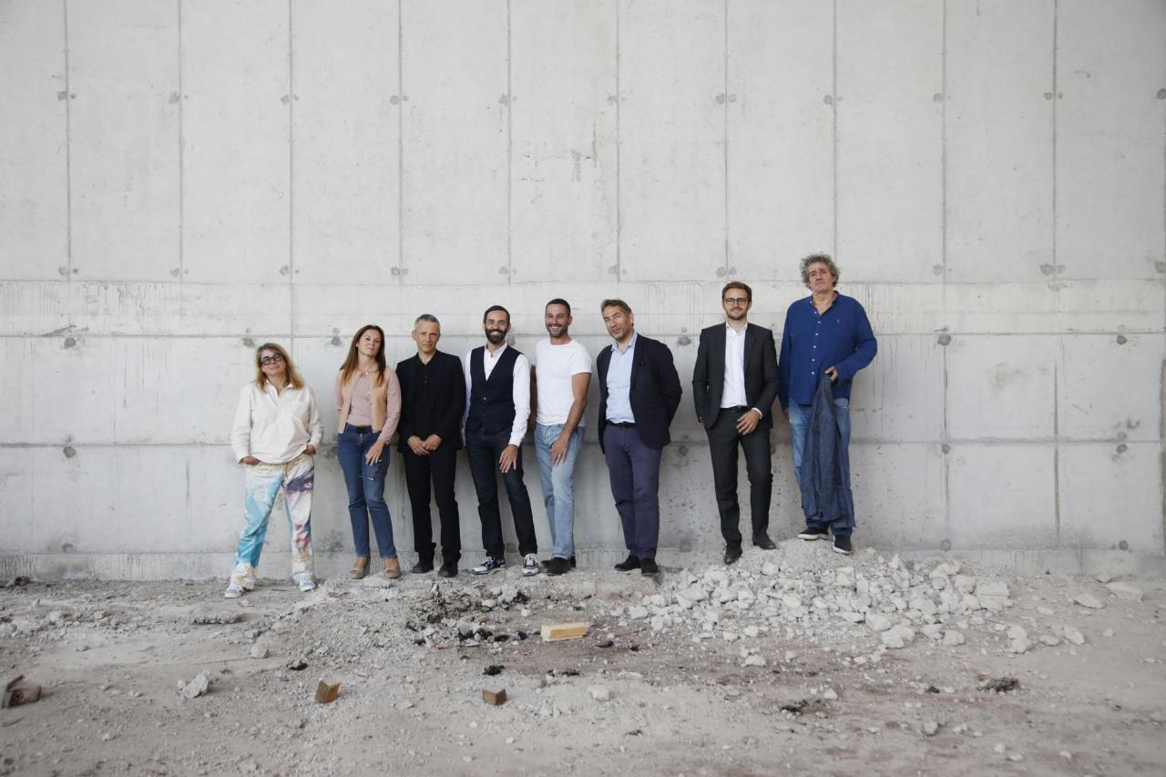 Komunuma, partners, October 2019 Photo:© Stephanie Füssenich; Courtesy Komunuma