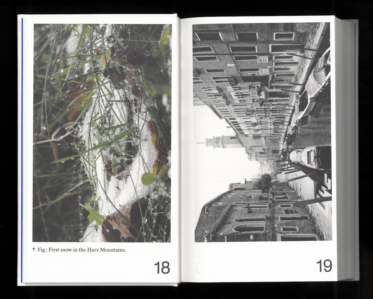 "Scan from ""The Snows of Venice"" © Spector Books"