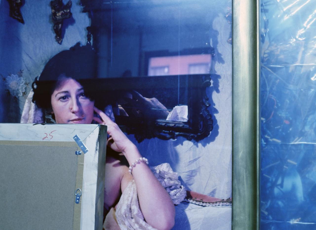 Louise Lawler CS #204 (1990) © Courtesy Louise Lawler and Metro Pictures, New York / SAMMLUNG VERBUND, Wien