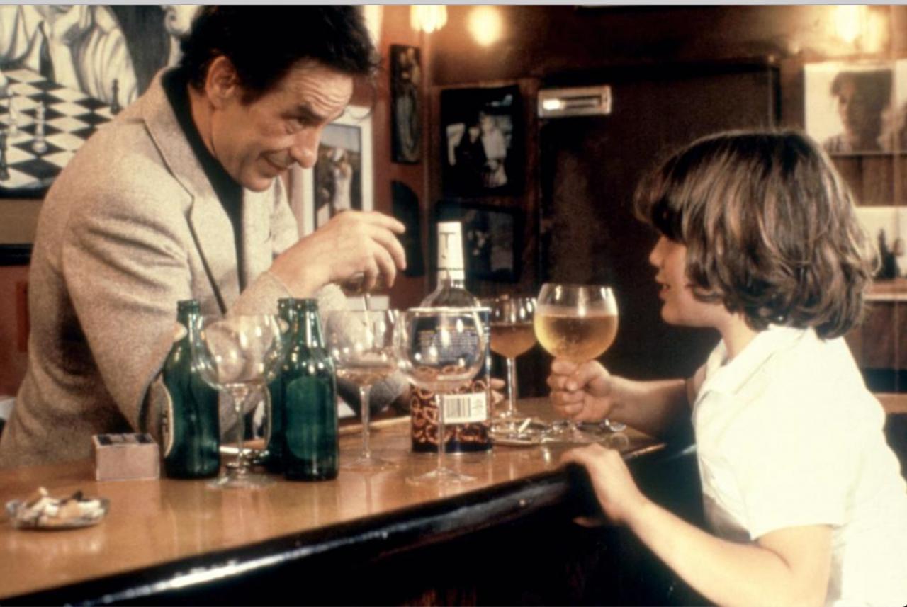 Still from Love Streams (1984), dir. John Cassevetes