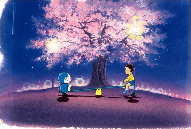 The Return of Doraemon , 1998