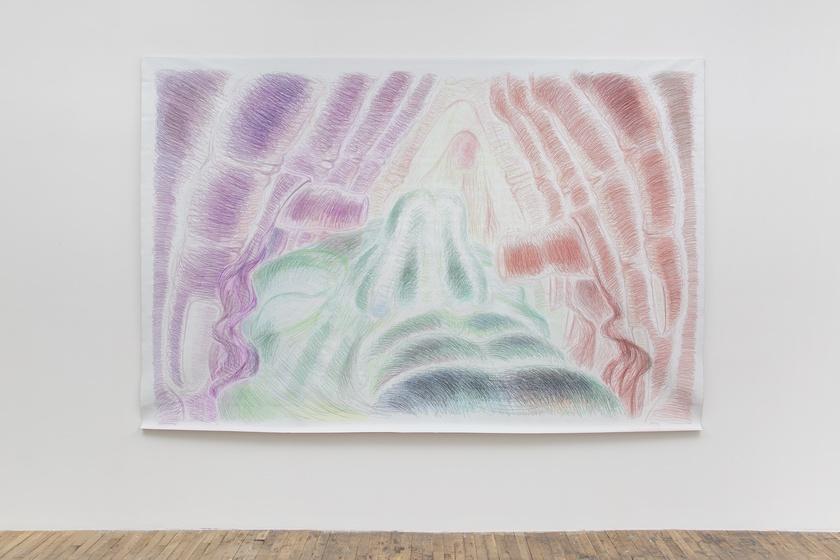 Pieter Slagboom, Fingers , 2020.