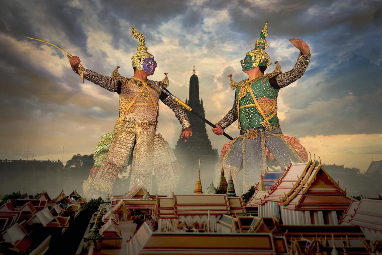 Sakarin Kure-On Tatien (2018, video still) at Bangkok Art Biennial Courtesy Bangkok Art Biennial 2018
