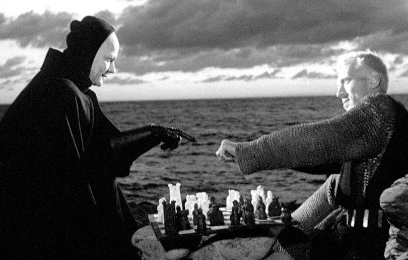 Still from Ingmar Bergman,  The Seventh Seal , 1957