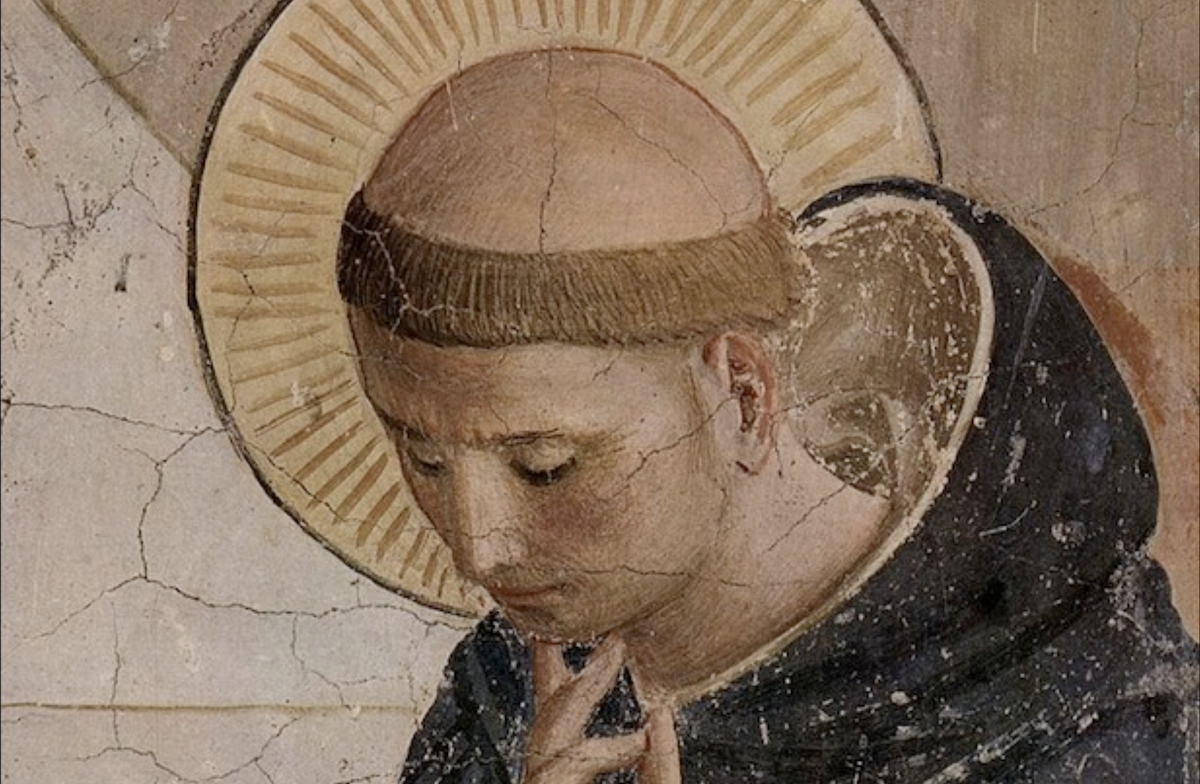 Tonsure Haircut, Anonymous
