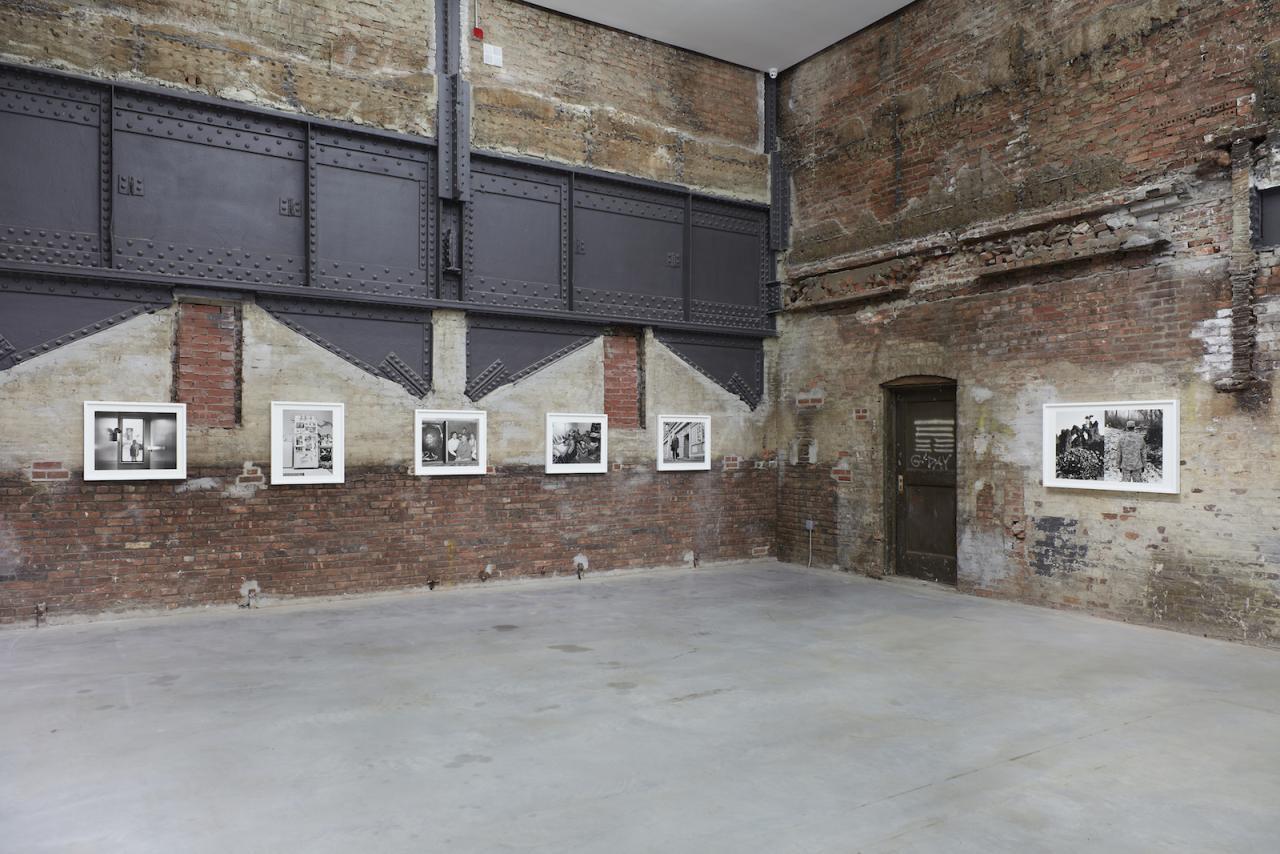 """LaToya Ruby Frazier"" Installation view atGavin Brown's enterprise (2018)"
