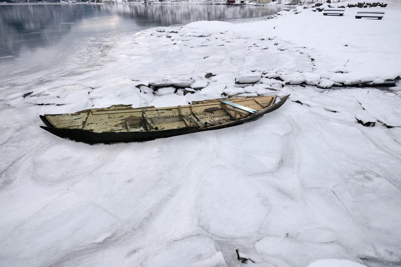 Wittgenstein's boat