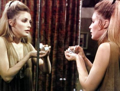 Sharon Tate as Jennifer North in the film version of  Valley of the Dolls  (1967). Photograph: www.ronaldgrantarchive.com